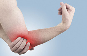 Elbow Joint Pain Image - Chanddini Hospital