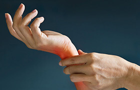 Wrist Joint Pain Image - Chanddini Hospital